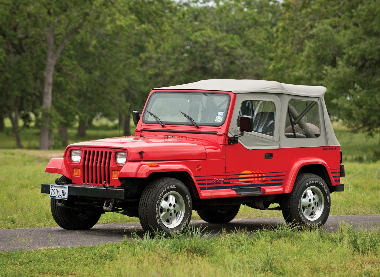 Jeep Wrangler Islander YJ