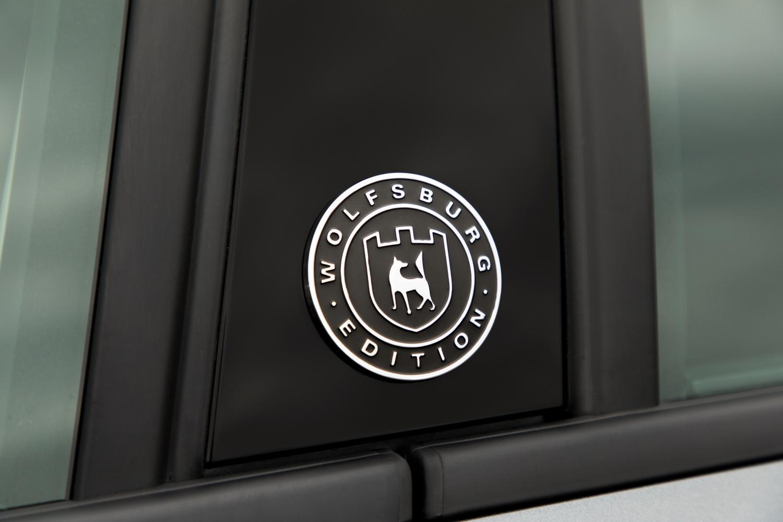 Volkswagen Wolfsburg badge