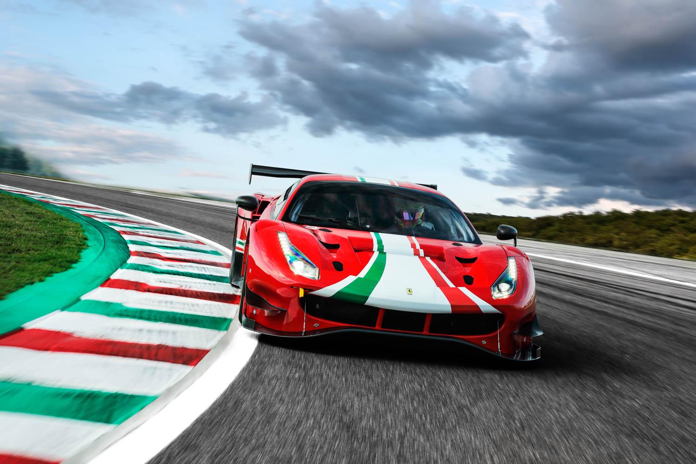 2020 Ferrari 488 GT3 EVO