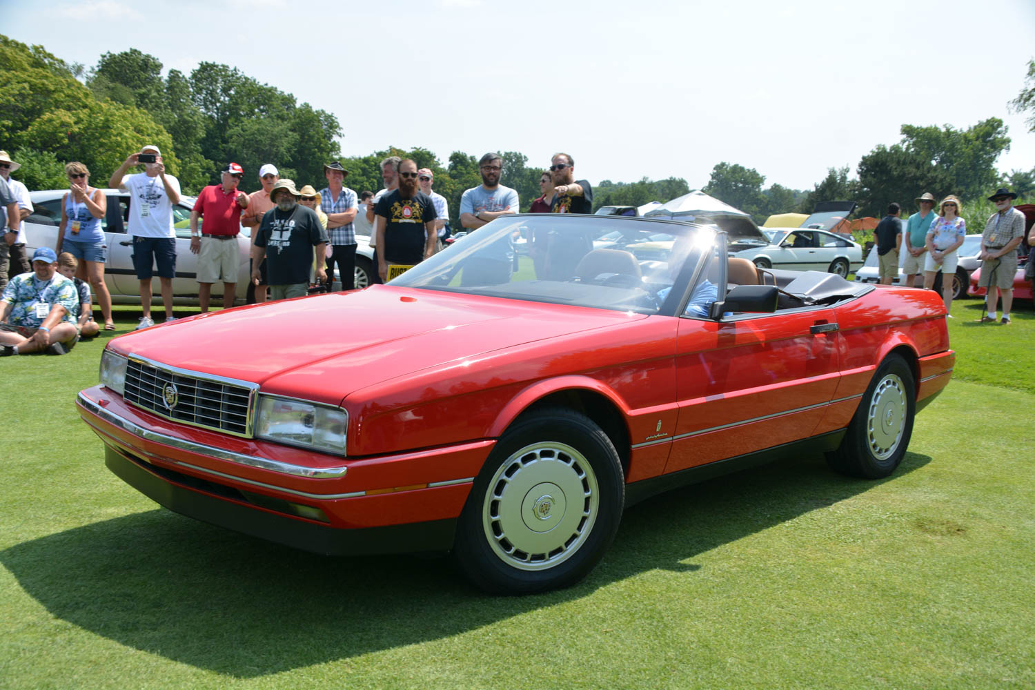 1989 Cadillac Allante is the best of the worst at Concours d'Lemons thumbnail