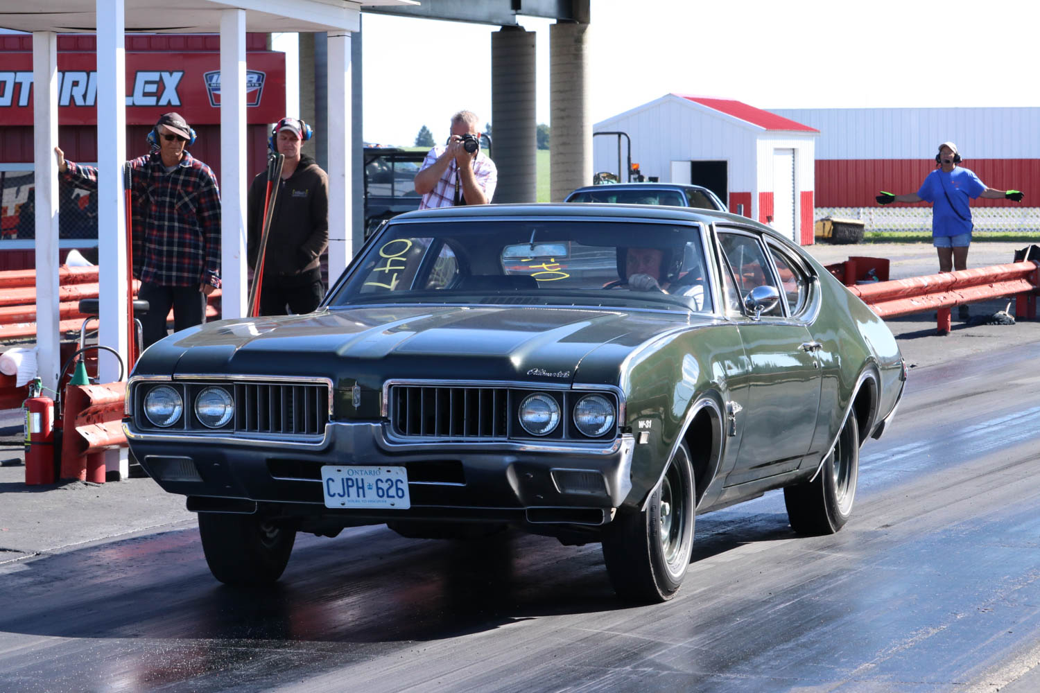 1969 Oldsmobile Cutlass S W31