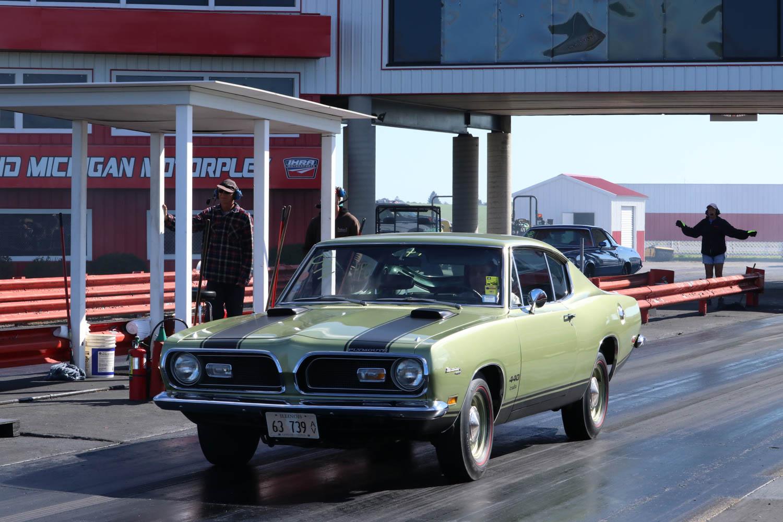 1969 Plymouth 'Cuda 440