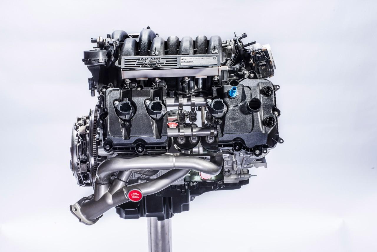Ford Voodoo engine