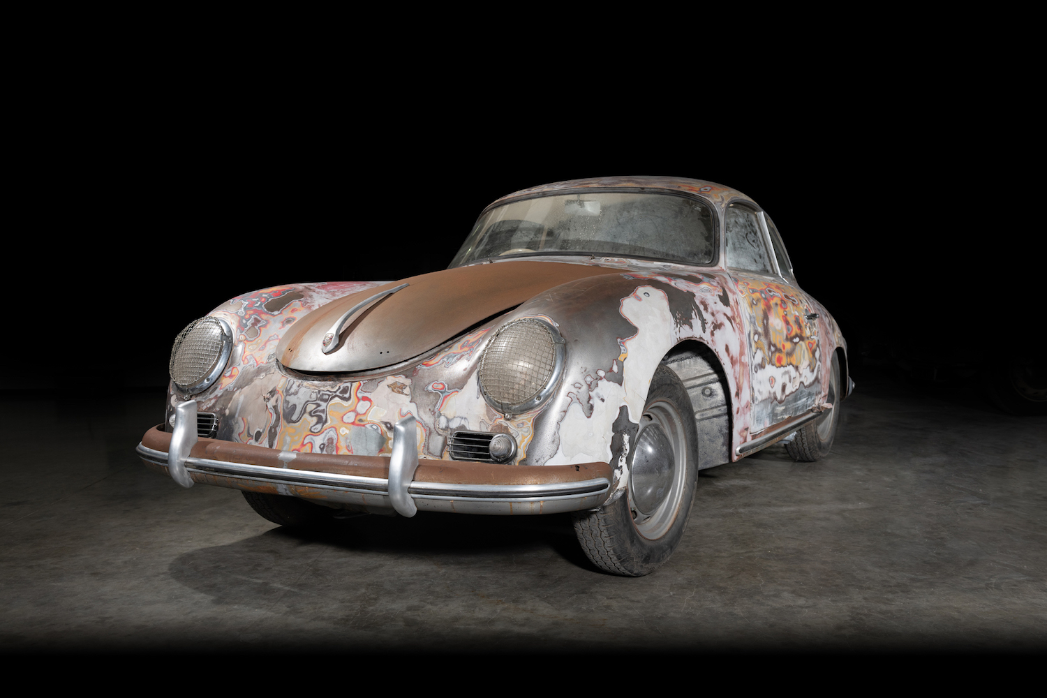 1959 Porsche 356a Patina Coupe
