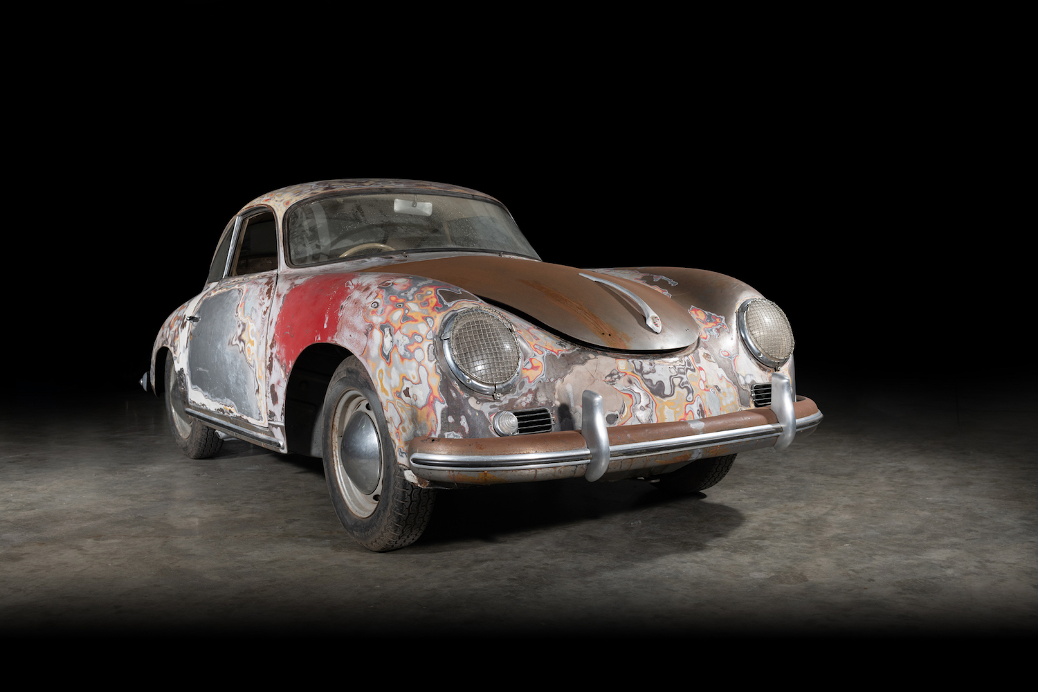 To concours or not to concours this Porsche 356A coupé, that is the question thumbnail