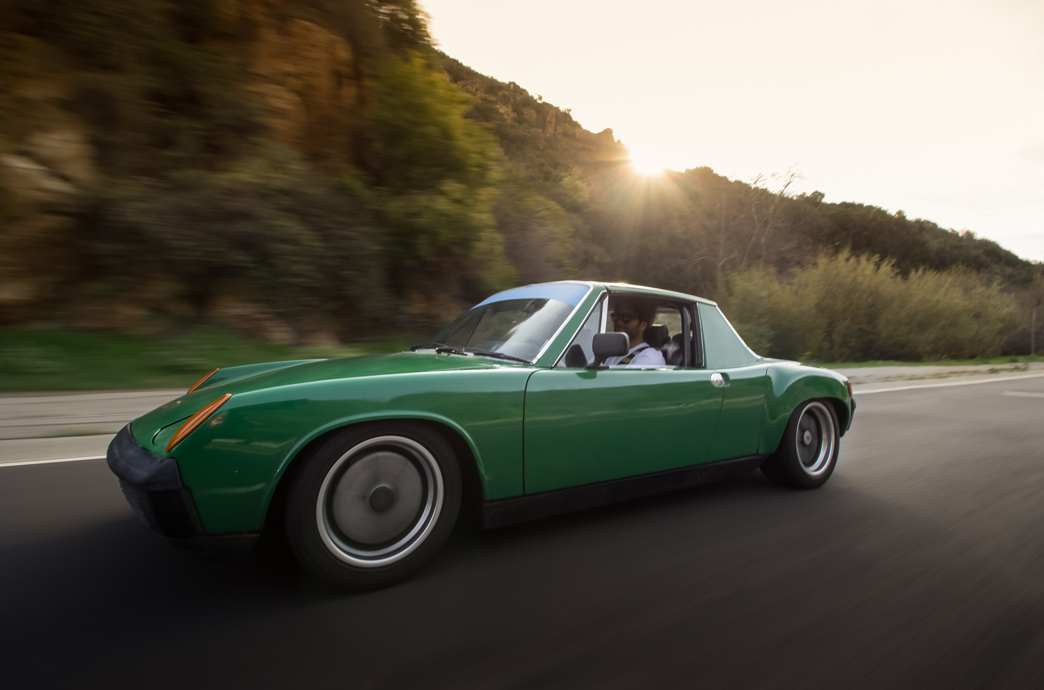 Why the Porsche 914 still puts a grin on your face thumbnail