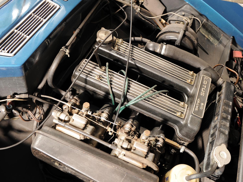 Lotus Elan Type 50 Engine