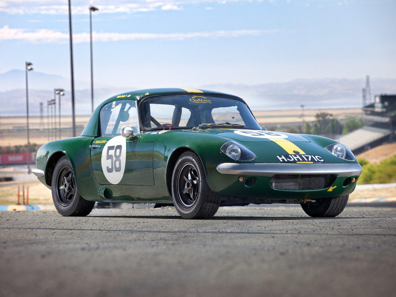 1964 Lotus Elan 26R Factory Race Car