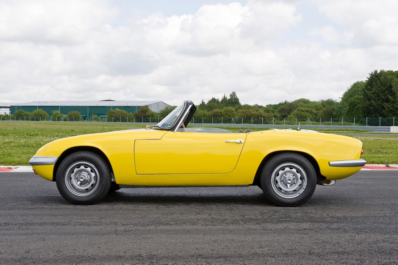 Lotus Elan S1 Type 26