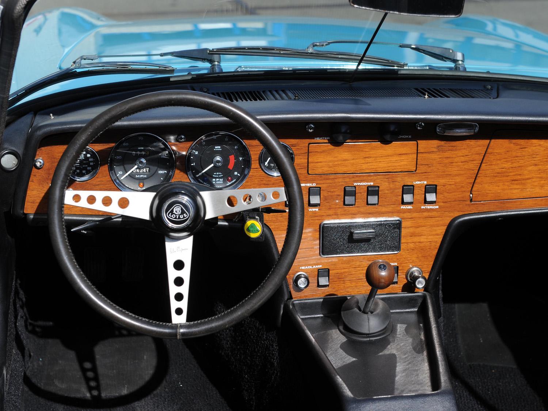 Lotus Elan S4 Type 45