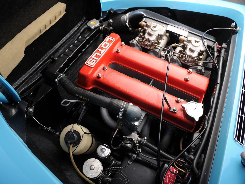 Lotus Elan S4 Type 45 Engine