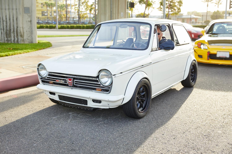 Honda 1972 N600 Super Tuner