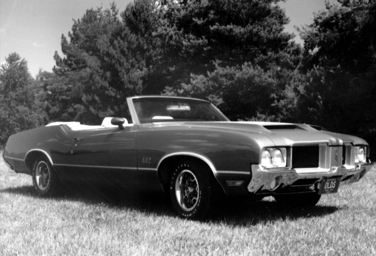 1971 Oldsmobile 442
