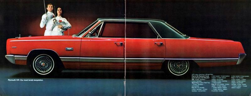 1969 Plymouth VIP