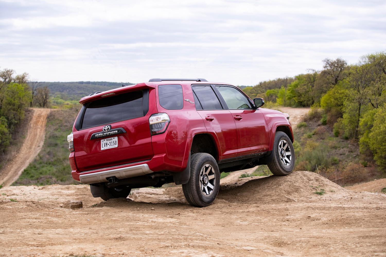 Toyota 2019 TRD 4Runner