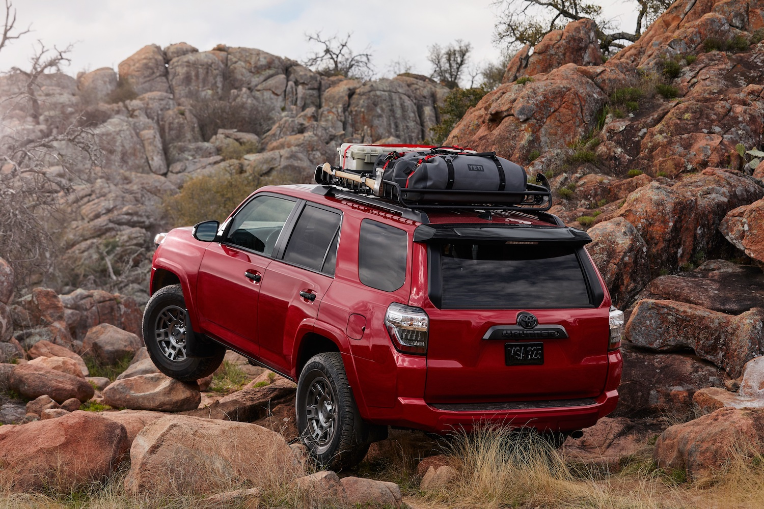 The old-school (proven) attributes of a brand-new Toyota 4Runner thumbnail