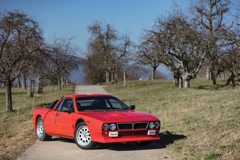Lancia Group B rally cars are tearing up the market thumbnail