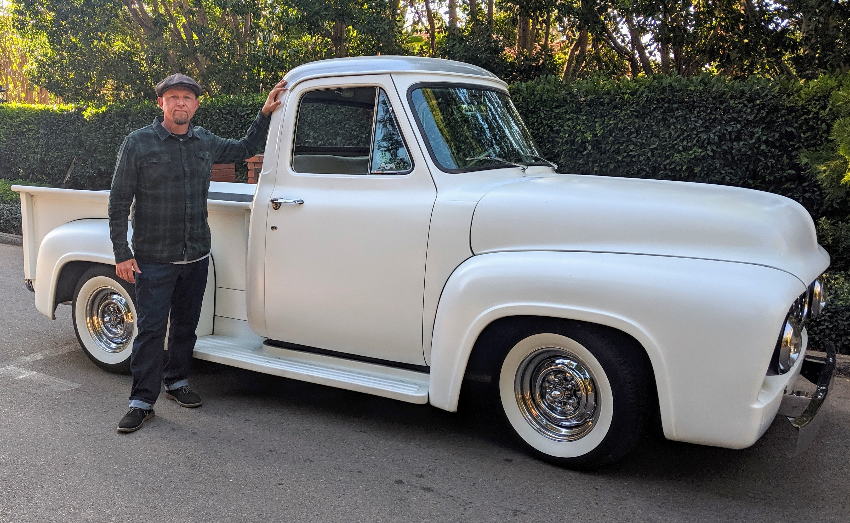 Scott Bryant 1954 Ford Pickup