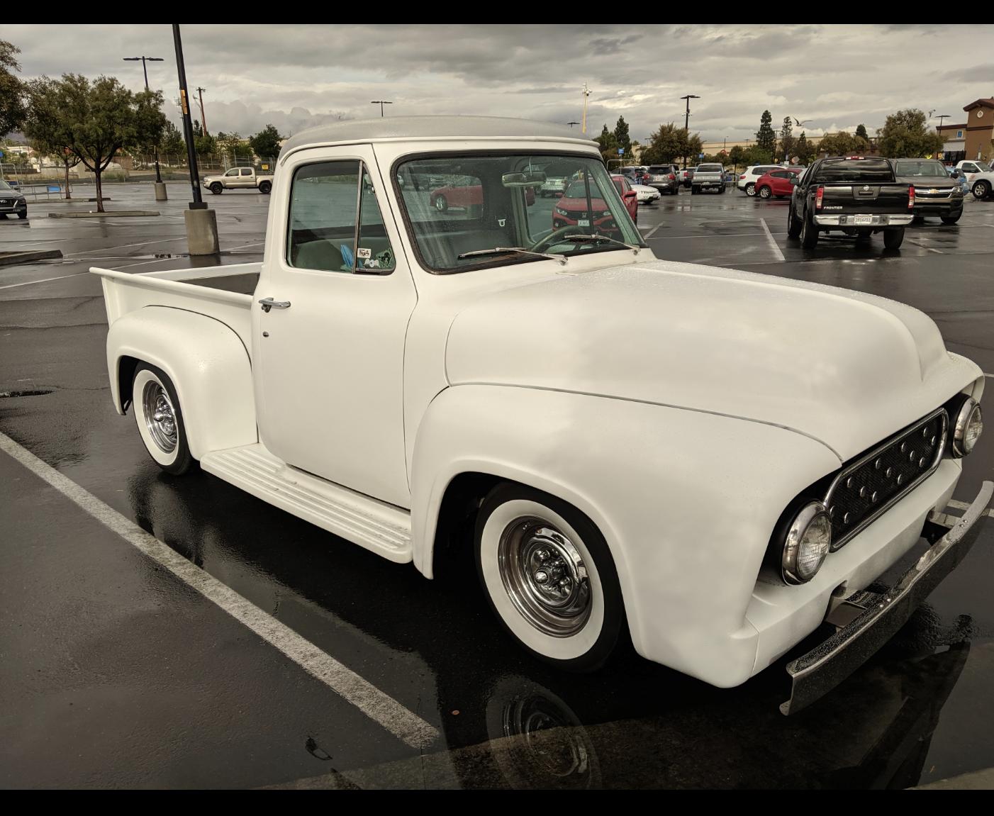 Scott Bryant's 1954 Ford pickup