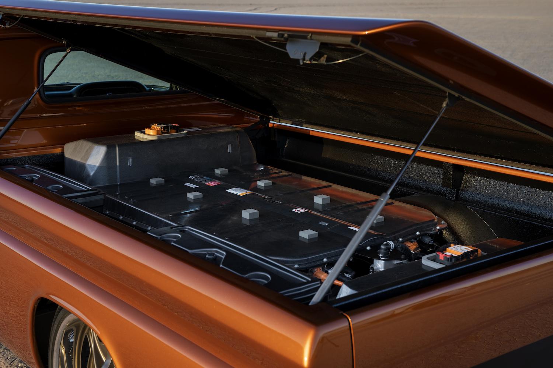 Chevrolet E-10 EV Hotrod Concept
