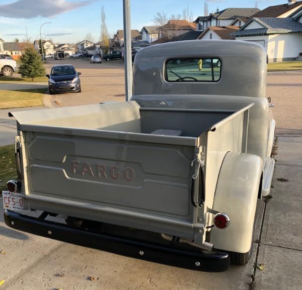 1948 Fargo FM1 1/2 ton truck