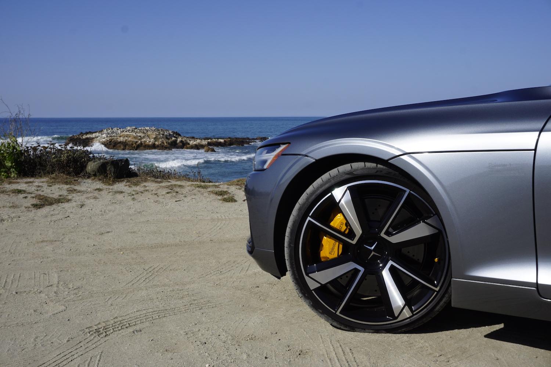 Polestar 1 Electric Performance Hybrid Car