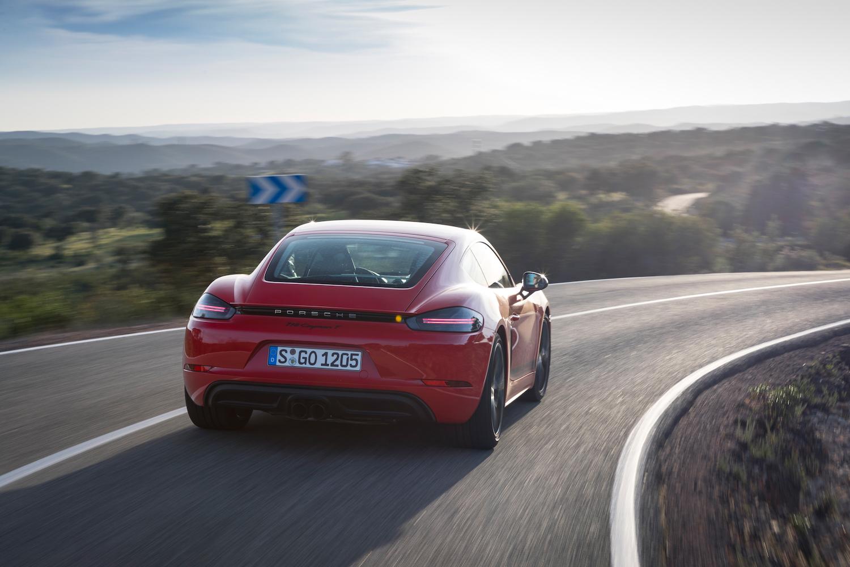 2020 Porsche 718 T