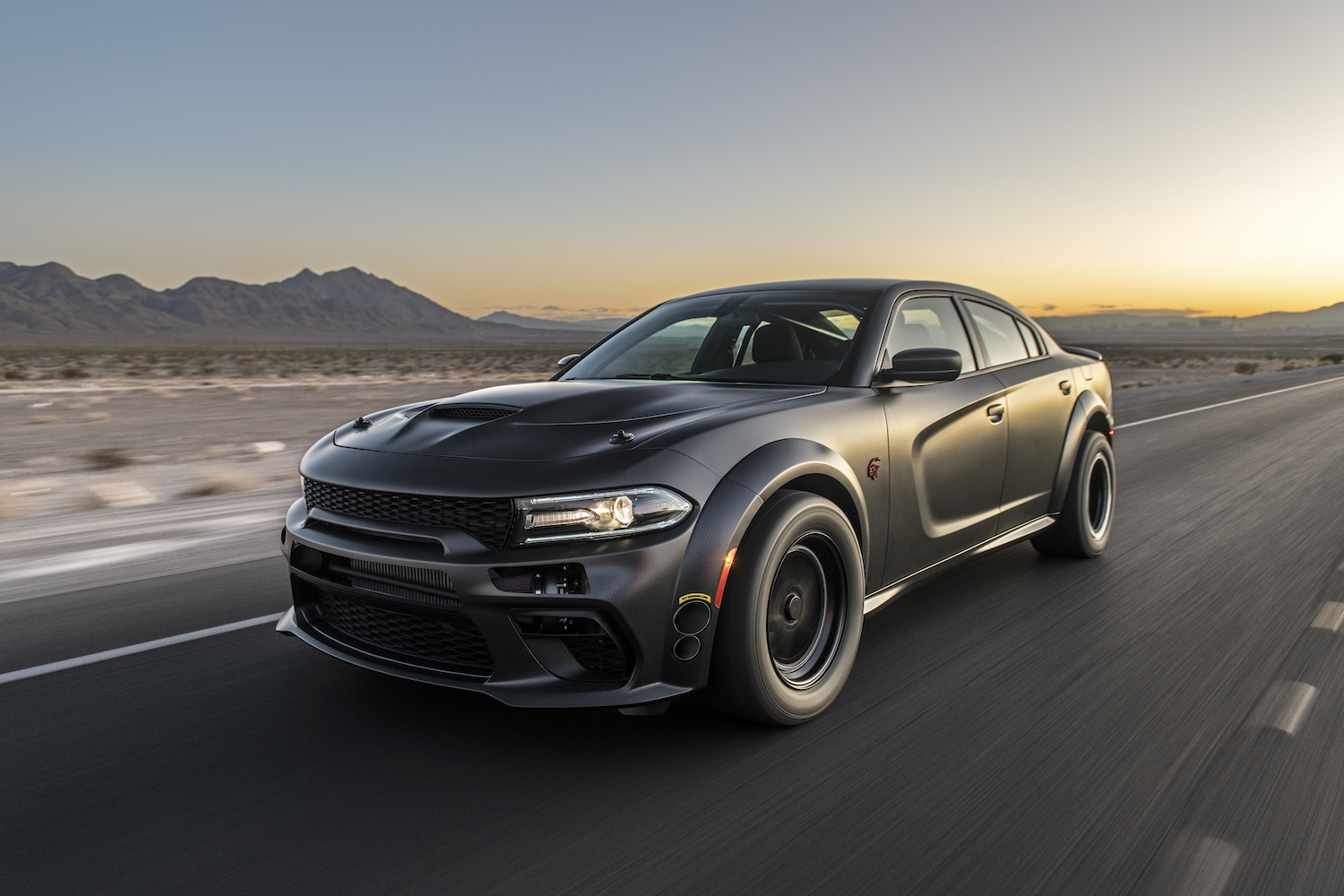 Magnaflow unveils 1525-horsepower, AWD, carbon-fiber Charger Widebody thumbnail