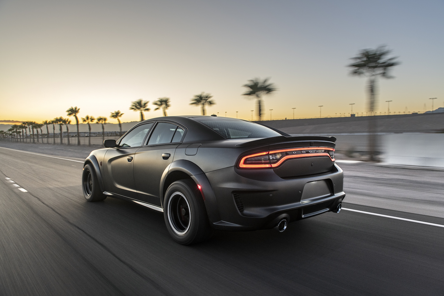 Carbon Fiber Widebody Charger