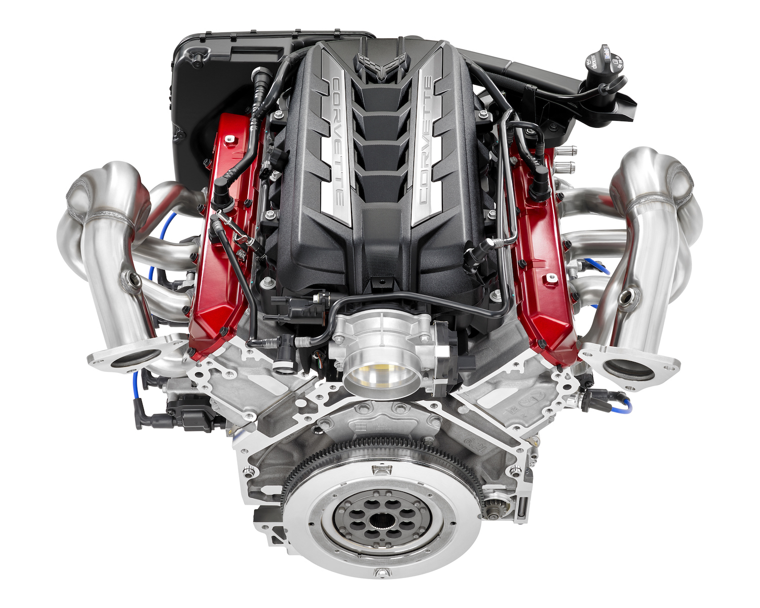 GM Chevrolet 2020 C8 Corvette Powertrain