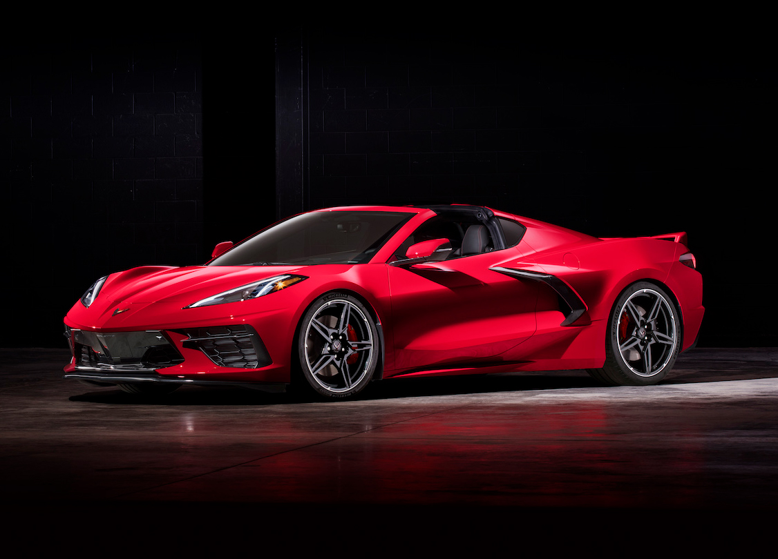 Mid-engine C8 Corvette production delayed until February thumbnail