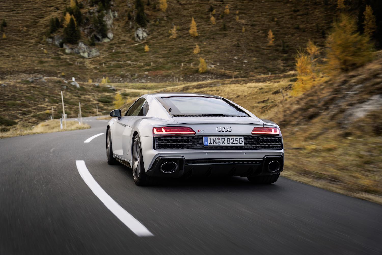 2020 Audi R8 RWD