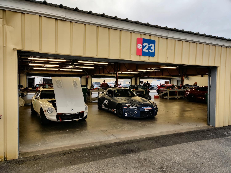 Datsun Miata Racecars Garaged