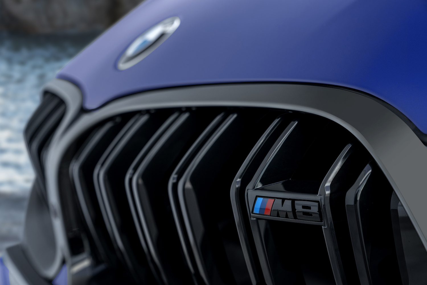 BMW 2020 M8 Competition Coupe