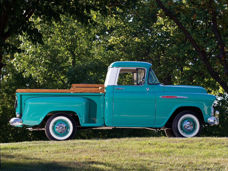 1957 Chevrolet 3100 Half-Ton Pickup Truck