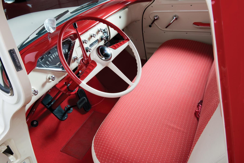 1955 Chevrolet Cameo Pickup