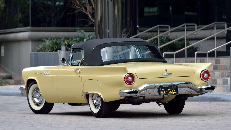 F-code Ford Thunderbird