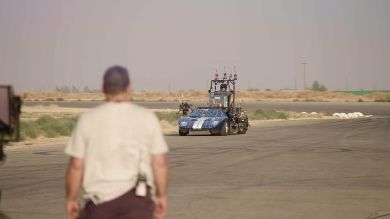 Ford vs Ferrari Movie