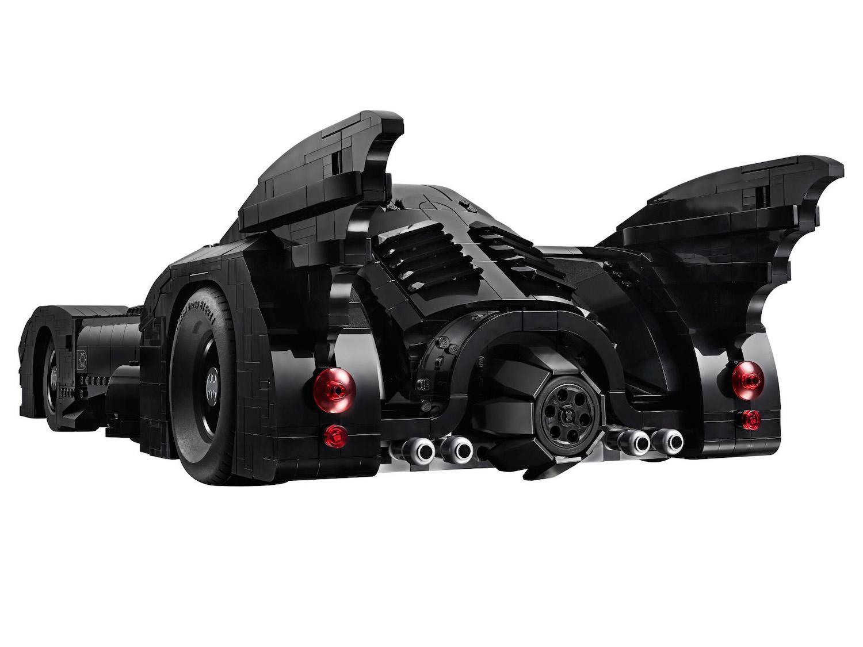 LEGO's 1989 Batmobile set is for advanced detectives thumbnail