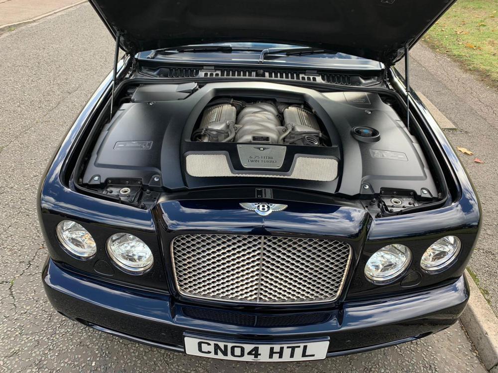2004 Bentley Arnage T Mulliner Level II