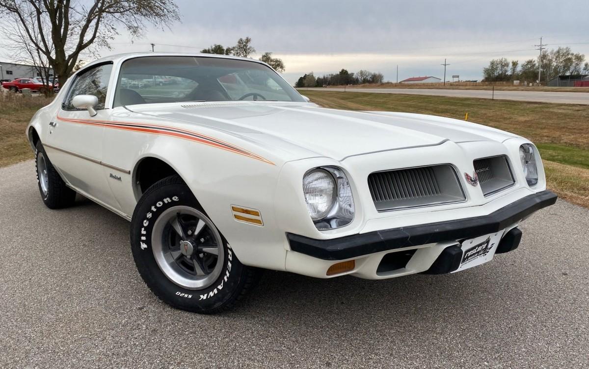1974 Pontiac Firebird 350