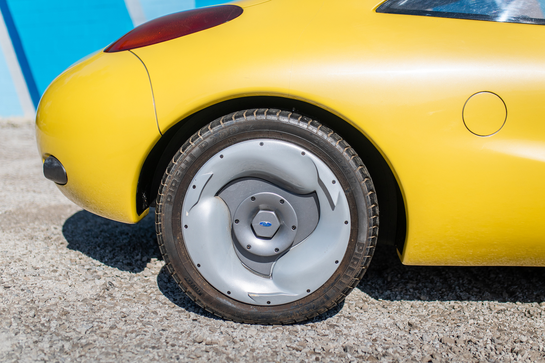 1997 Ford Ghia Vivace Concept Car