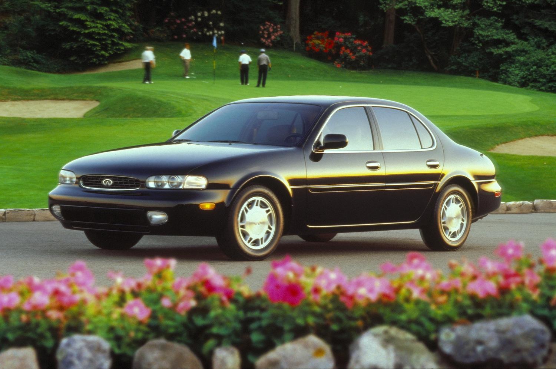 1997 Infiniti J30 Sedan