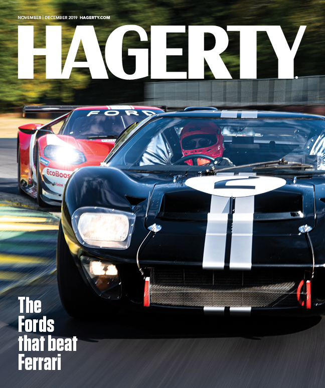 Hagerty Magazine November/December 2019 Briefing thumbnail