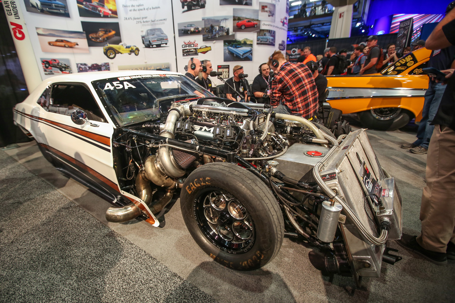 This 5-second Camaro is the quickest street car at SEMA 2019 thumbnail