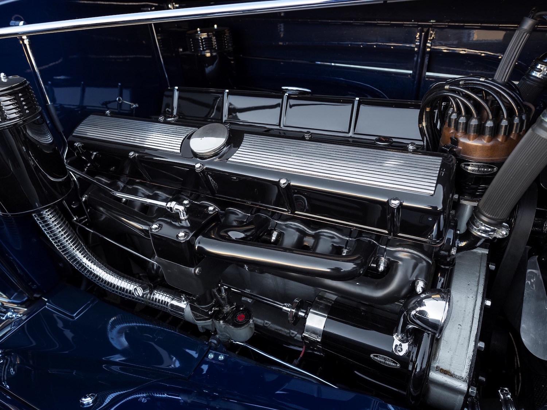 1933 Cadillac V-16 All-Weather Phaeton Fleetwood