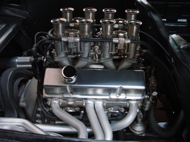 Paul Siano corvair engine