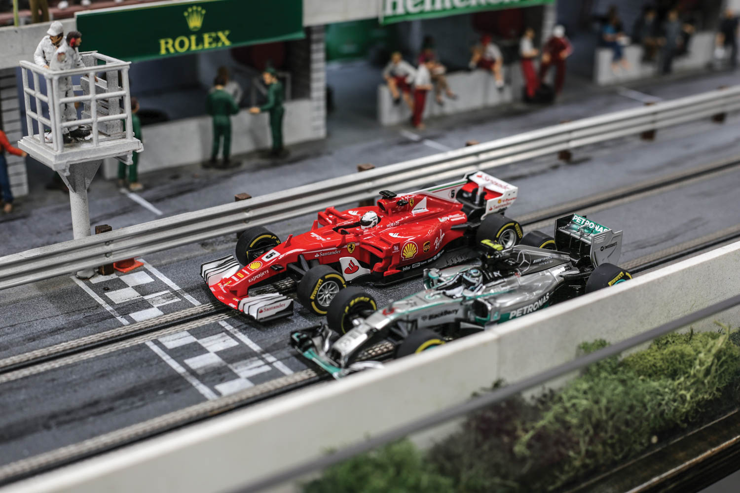 This incredible 1:32-scale F1 slot car track could sell for $20K-$30K thumbnail