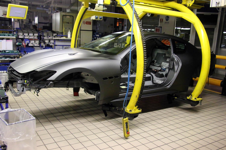 2020 Maserati GranTurismo Zéda