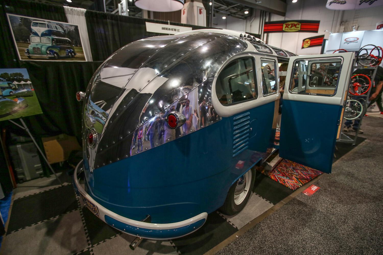 Randy Grub VW Bus
